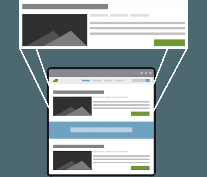 Content Marketing: Interaktion mit Elementen