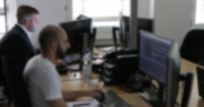 Einblick in die TYPO3-Unit der Agentur in Köln