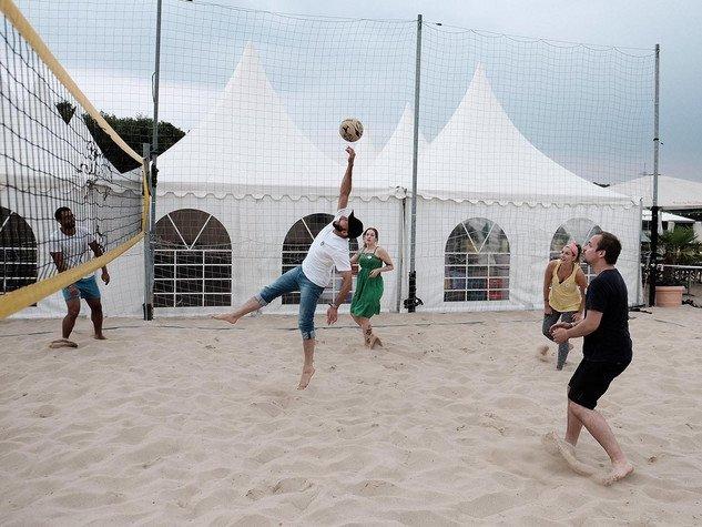 mindshape beim Volleyball