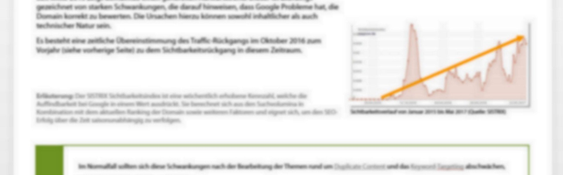 SEO Audit durch SEO Agentur