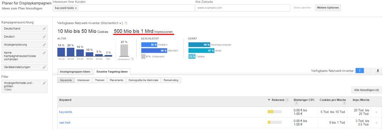 YouTube Keyword-Analyse: Schritt 7