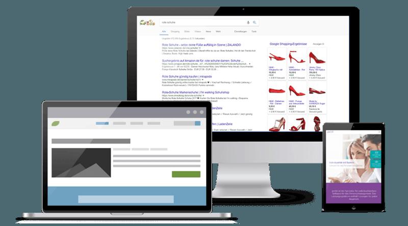 responsive Websites sind wichtig für TYPO3 SEO